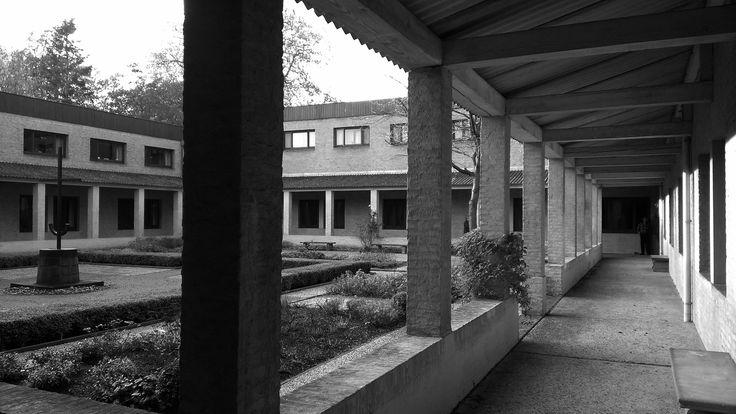 Courtyard Priorij Emmaus Maarssen