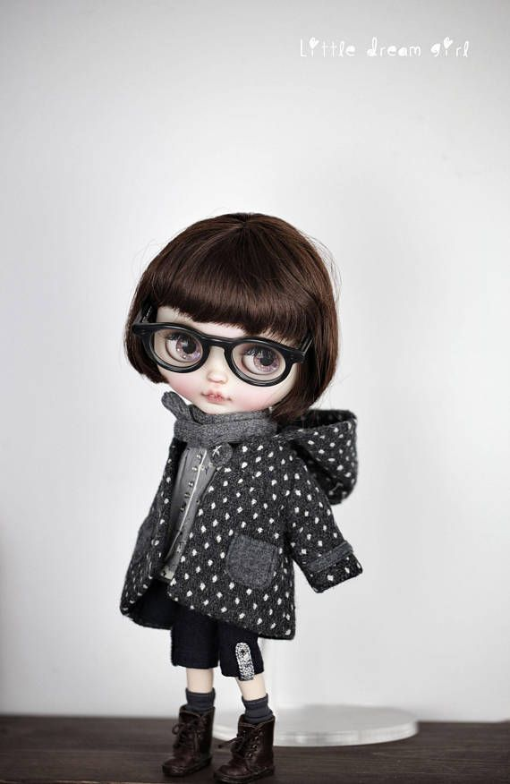 Spotted Coat for Blythe Doll