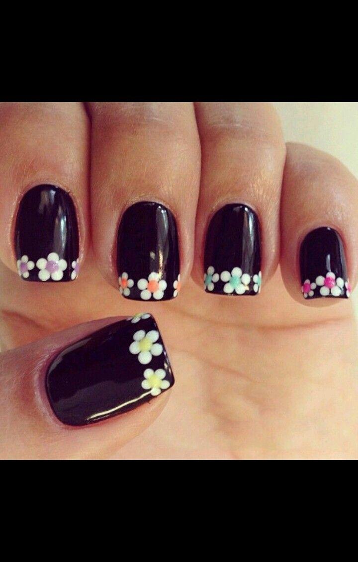 175 besten Nails (Short) Bilder auf Pinterest   Nageldesign ...