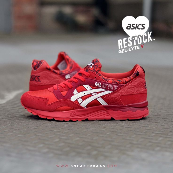 "#asics #gel-lyte #V #valentine #asicsvalentine #sneakerbaas #baasbovenbaas  Asics Gel-Lyte V ""Valentine"" - Restock!  For more info about your order please send an e-mail to webshop #sneakerbaas.com!"