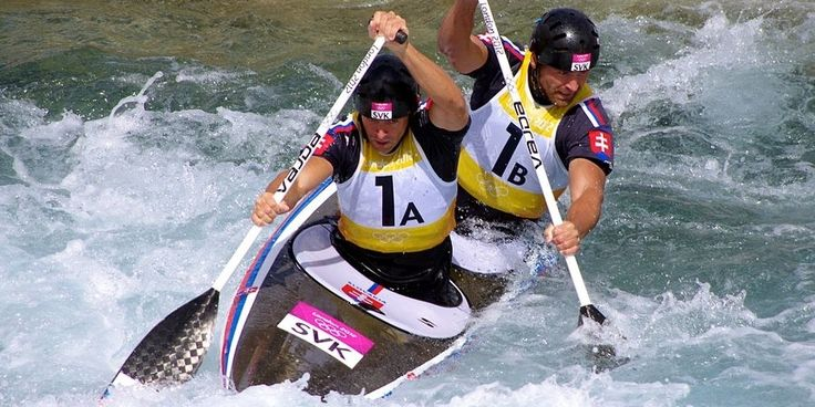 2016 Rio Olympics Canoe Slalom: Slovakia & Spain bagged gold medals in last day of sport's events