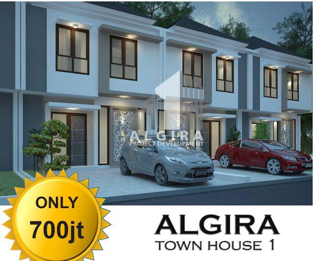 Proses Pembangunan Algira Townhouse 1