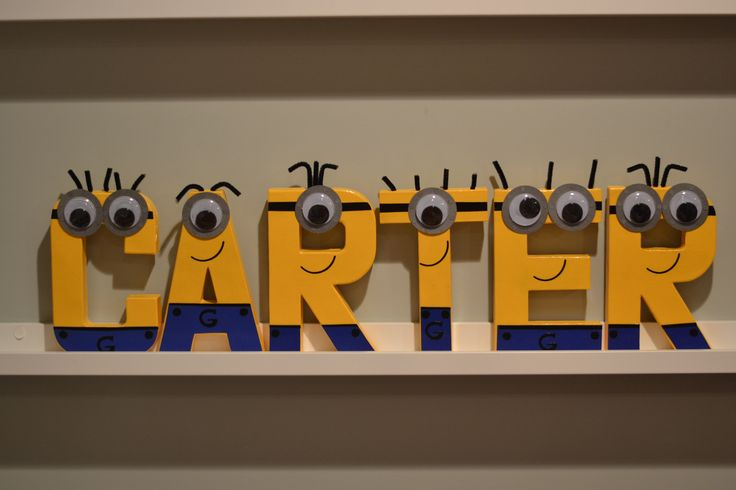 Doing something like this for cam's room this weekend. :)