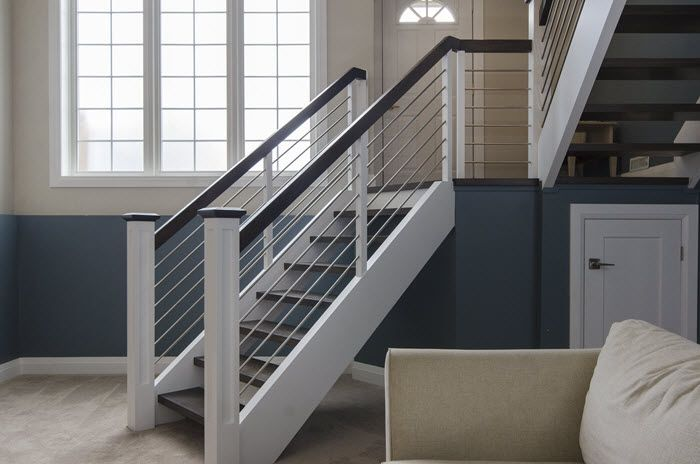 Best Metal Spindles Staircase Trend Google Search Modern 400 x 300