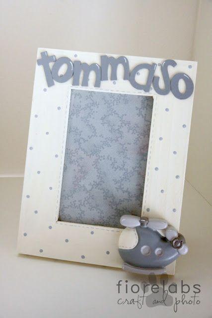 Countrypainting&labrador: Una cornice per Tommaso