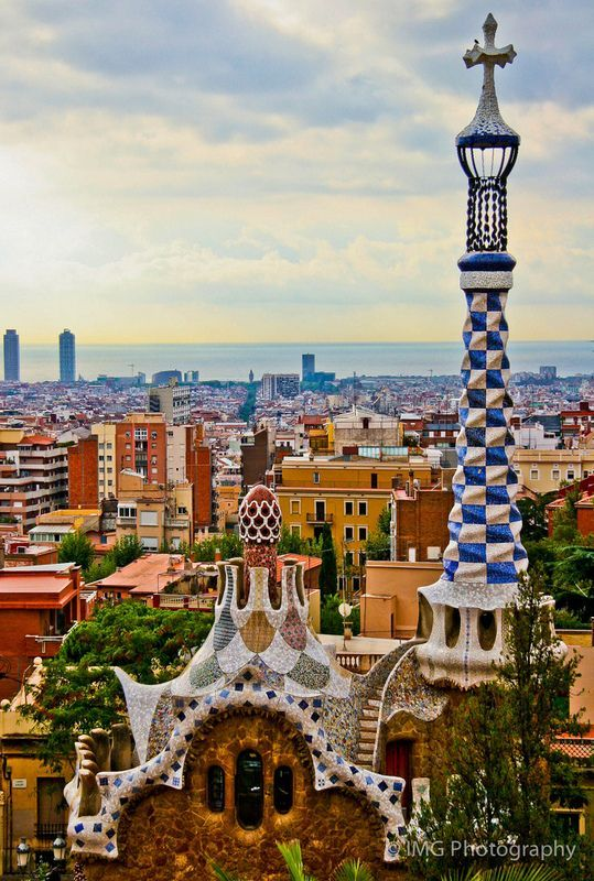 Barcelona's mountainous terrain provides stunning viewpoints over the city, many of which are totally free.