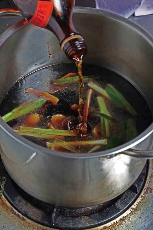 Taiwanese All-Purpose Marinade 兩種滷汁