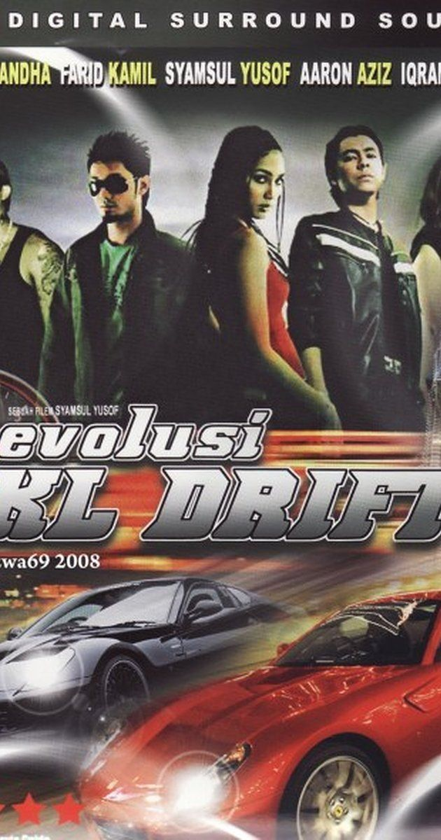 Evolusi: KL Drift (2008)         - IMDb