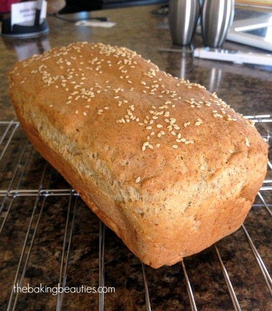 Gluten Free Millet Sandwich Bread Total time:  1 hour 15 mins 1 c warm milk 2 t dry active or rapid rise yeast 1 T honey 1 c millet flour 1/2 c brown rice flour 1/2 c potato starch (not flour) 1/4 c almond meal 1/4 c tapioca starch/flour 1/4 c skim milk powder 1 T xanthan gum 1 1/2 t salt 1 t apple cider vinegar 1/4 c canola oil 3 lg eggs, room temp