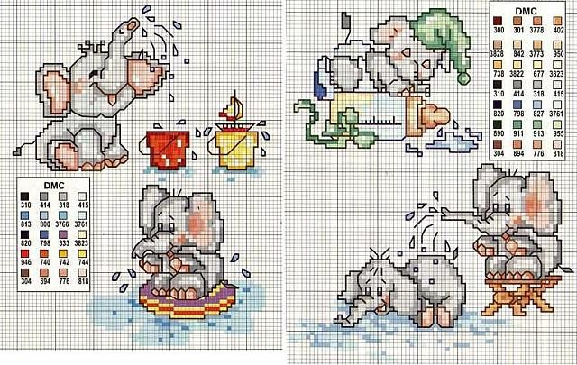 animali elefantini
