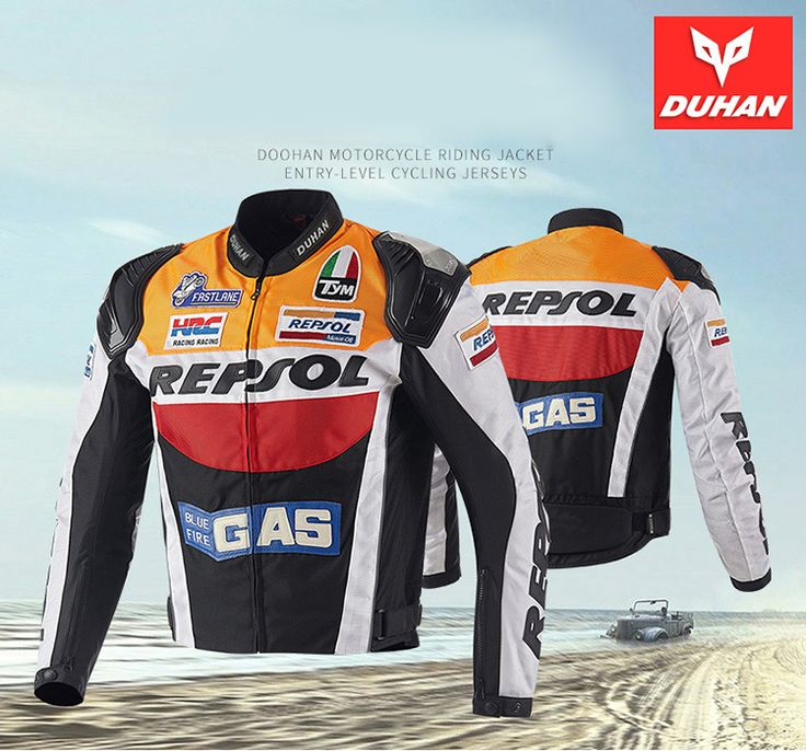 NEW multi-function motorcycle racing jacket Orange/blue jacket Detachable lining jacket and motocross shoulder armor clothing  Brand Name:DUHAN  Outshall Material: High Quality Oxford cloth  Lining: Polyester  Function: Windproof,Warm,Protector...