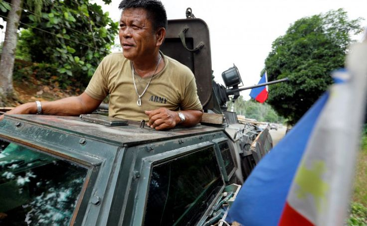 'Imbecilic' to listen to army on martial law, Filipino communist party tells Duterte