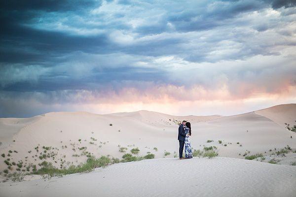 Sand Dune Utah Engagement http://tylerrye.com/