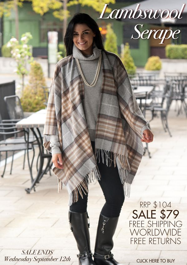 Blarney Woolen Mills Ladies Fashion