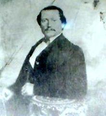 Jack McCall.Wild Bills Hickok killer