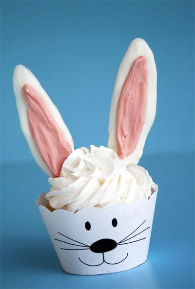Bunny Cupcake 1