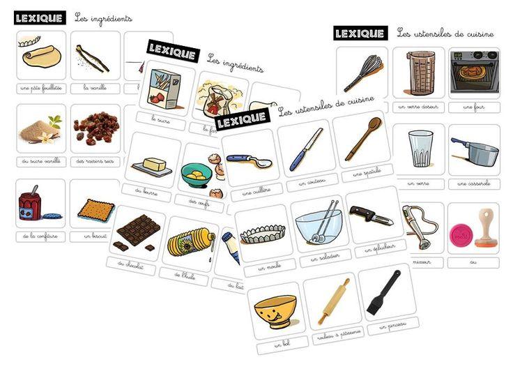 Bien connu Les 126 meilleures images du tableau Classe : vocabulaire en  GO35