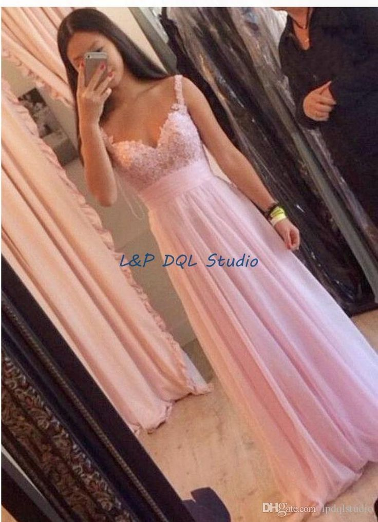 Sexy Pink Evening Dresses Sweetheart Sleeveless Zipper Back Chiffon Long Prom Dresses Floral Applique With Beads Sequins Long Party Gowns Full Length Evening Dresses Uk Gothic Evening Dresses From Lpdqlstudio, $86.27| Dhgate.Com