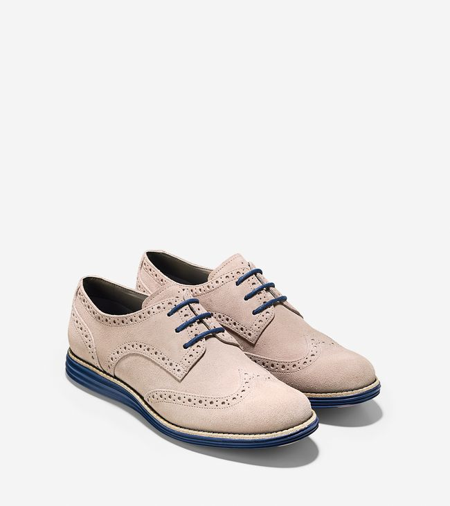 Cole Haan : Women's LunarGrand Wingtip (with Nike Air technology)
