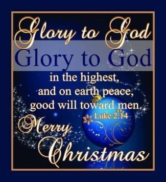 Glory to God-- http://opalmassey.wordpress.com/2014/12/19/what-does-christmas-mean/