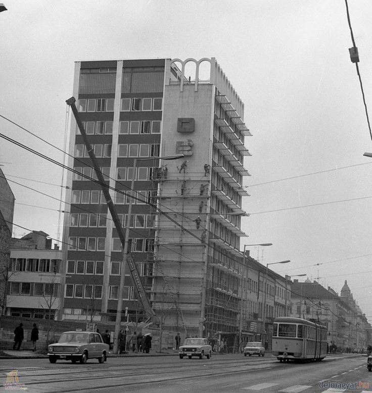Délép irodaház 1978