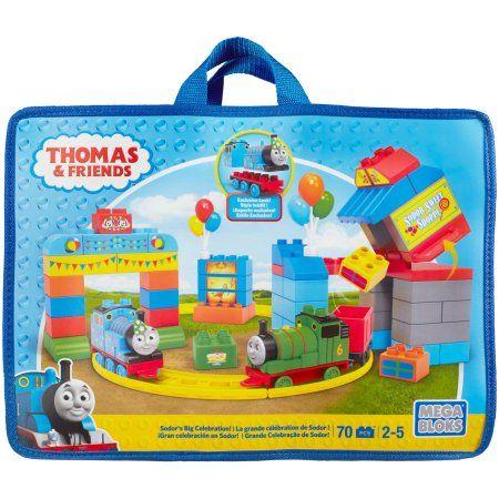 Mega Bloks Thomas and Friends Sodor's Big Celebration