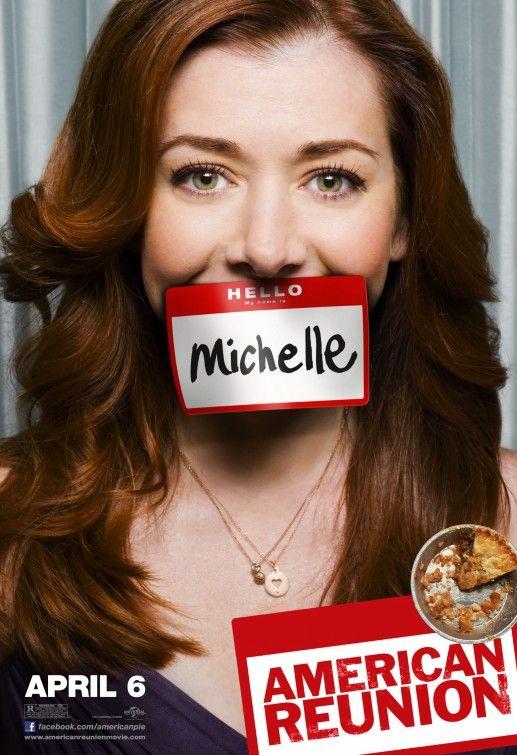 Michelle / American Reunion