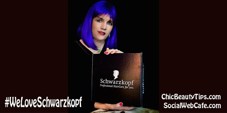 Looking Good for the Camera:  A Review of Schwarzkopf Ultime Products