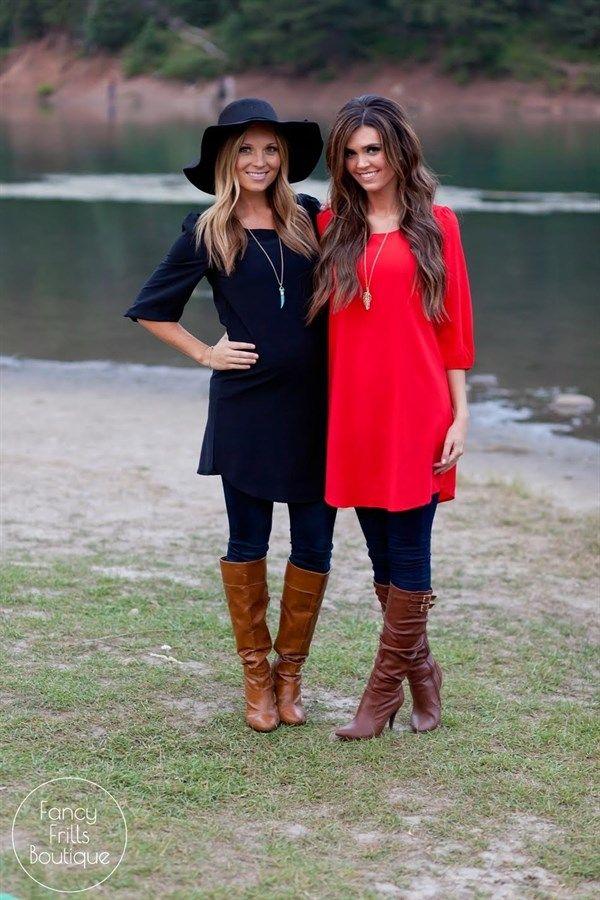 Lovely women's Tunic Shirt Dress for Fall! | $19.99 on Jane.com
