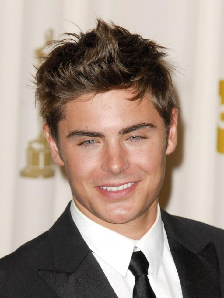 THE ZAC EFRON HAIRCUT  How to Wear Your Hair Short 10 Best Short Haircuts for Men - zac efron