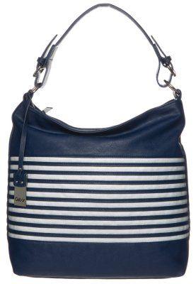 DAISY - Shopping bag - blue