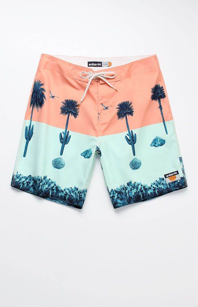 "Palm Desert 18"" Boardshorts"