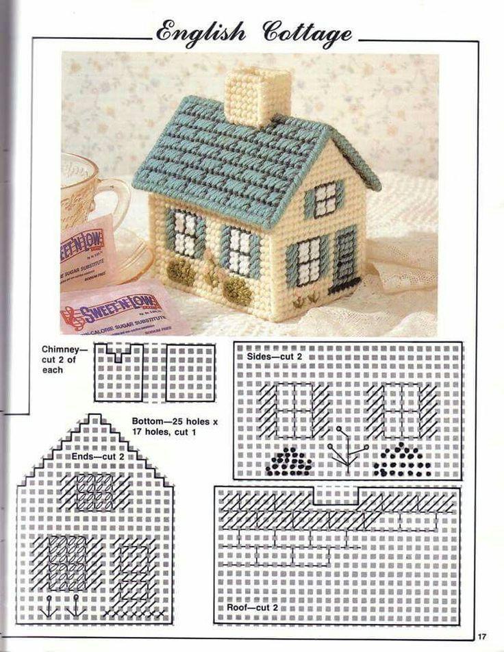 Resultado de imagen para casas en canvas