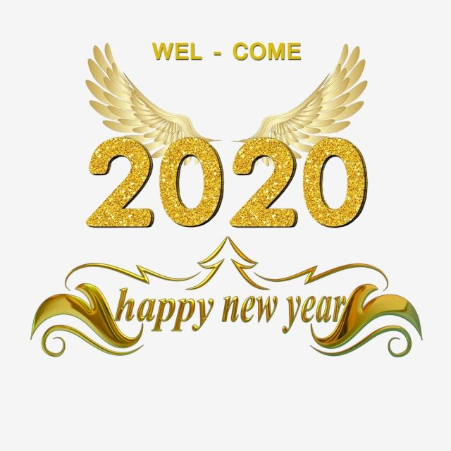 2020 2020 Happy New Year Happy New Year Happy New Year 2020 2020 Fonts Happy New Year Png Happy New Year Vector Happy New Year