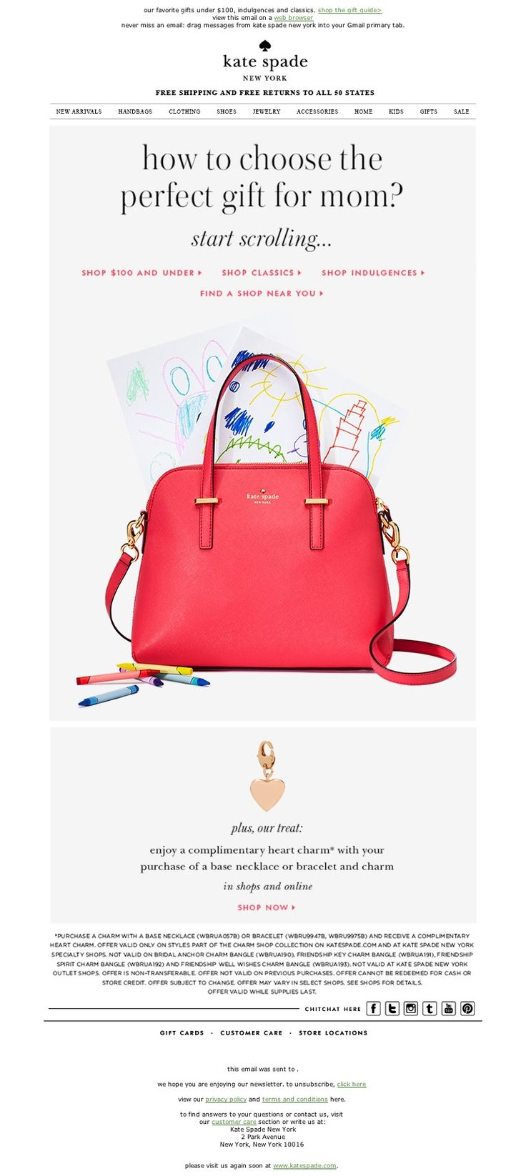 kate spade - the mother's day gift guide (thank us later!)