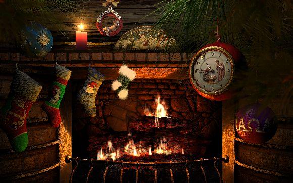 christmas theme desktops