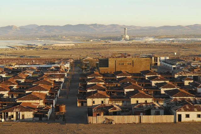 Humberstone, Chile~ Crack Two [abandoned]
