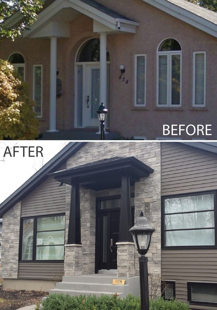 Before And After With Gentek A Collection Of Home Decor