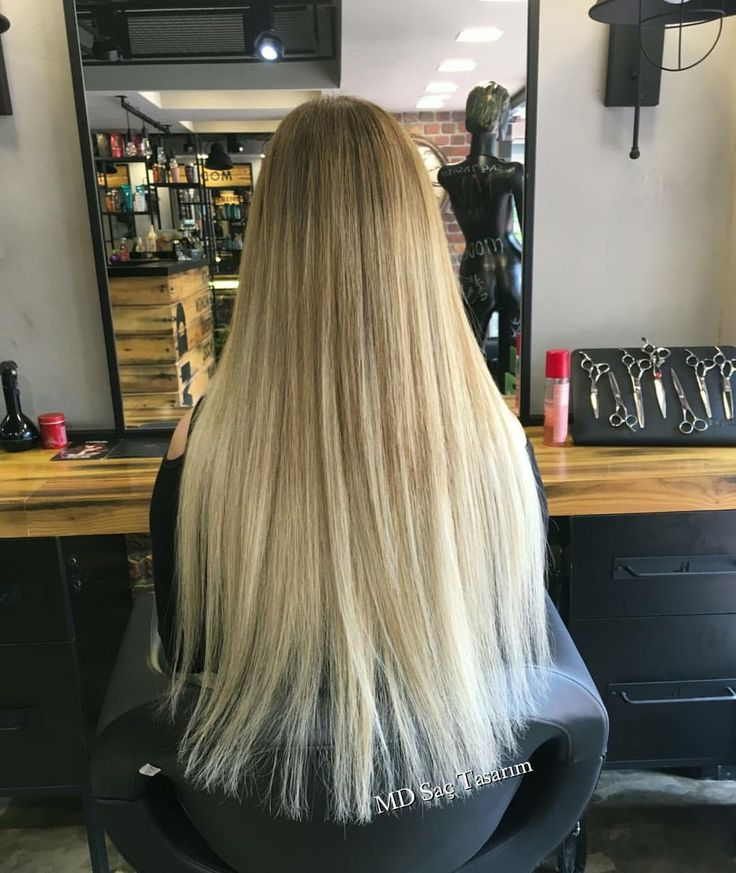Long Hair  #ombre #hair #blonde #longhair #hairlove #hairstyle #hairdresser #hairdesign #haircolor #efsanesaclar #love #izmir #kuaför #kuaförde #instahair #instagood #mdsactasarim @mdmetindemir