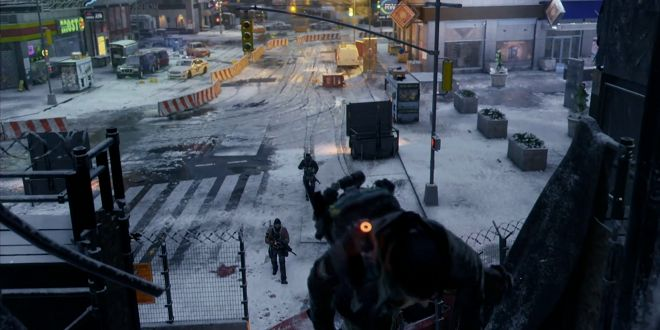 Ubisoft E3 2015 - Tom Clancy's The Division - http://techraptor.net/content/ubisoft-e3-2015-tom-clancys-the-division | Gaming, News