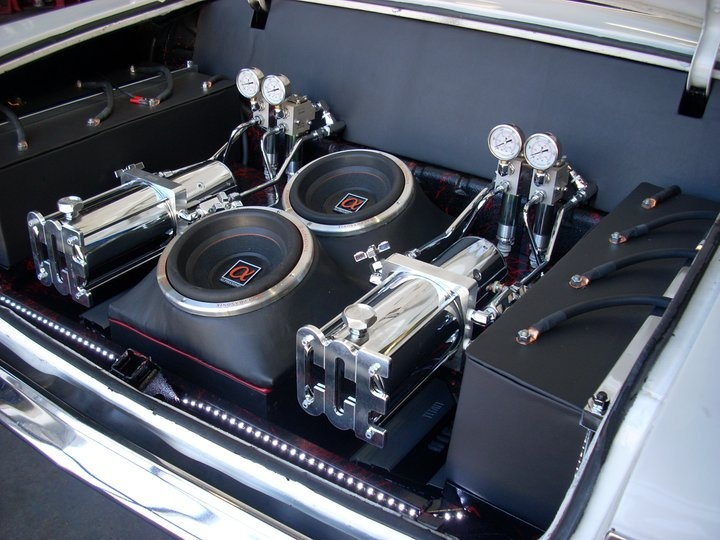 Cars With Hydraulics: 40 Best Hydraulic Suspension ... Images On Pinterest