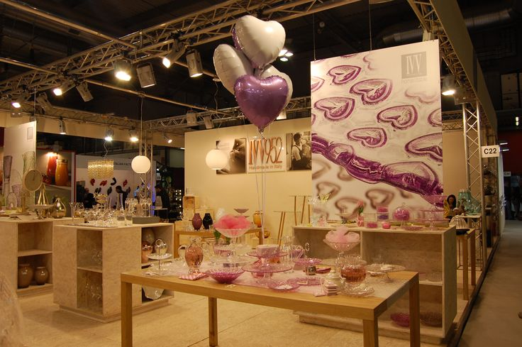 IVV stand at HOMI Milan January 2015