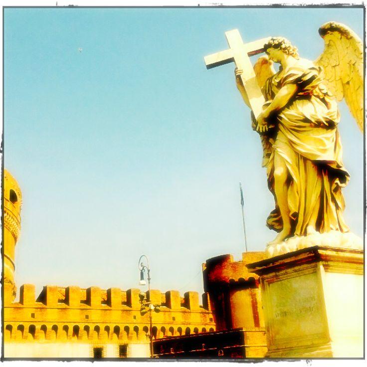 Near #Castel Sant'Angelo, Rome