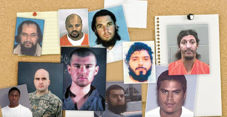 Part II. Who are the Terrorists? Americans not Syrian refugees.