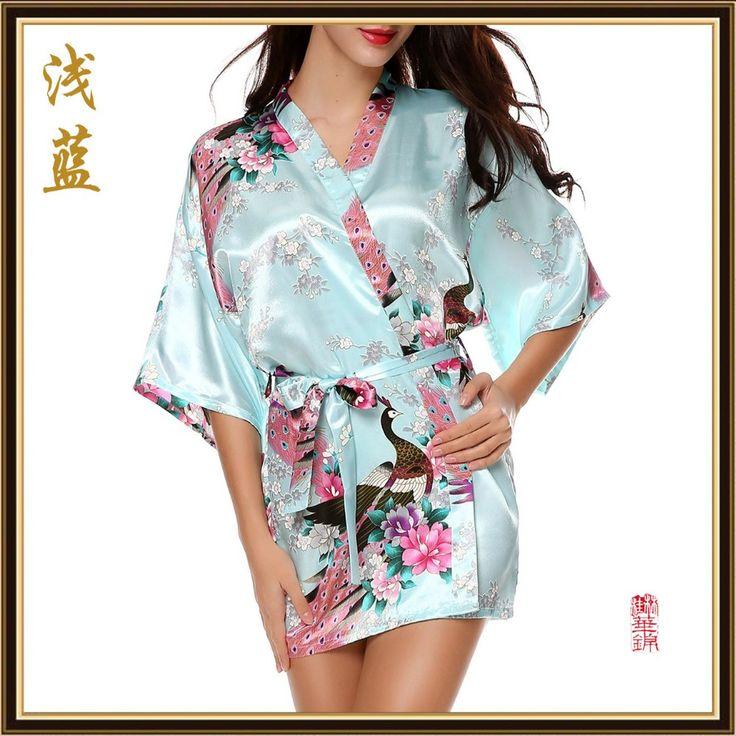 2015 Silk Bathrobe Women Satin Kimono Robes For Women Floral Robes Bridesmaids Long Kimono Robe Bride Silk Robe Dressing Gown   http://www.dealofthedaytips.com/products/2015-silk-bathrobe-women-satin-kimono-robes-for-women-floral-robes-bridesmaids-long-kimono-robe-bride-silk-robe-dressing-gown/