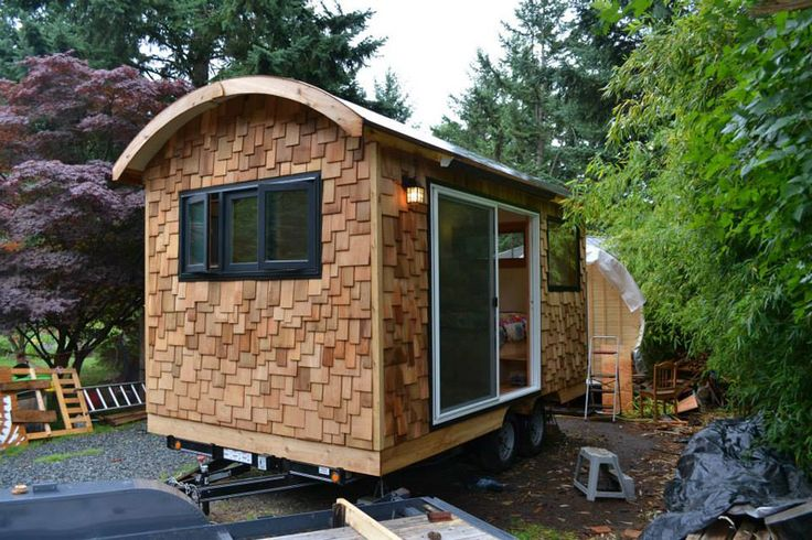 299 Best Tiny House Trailers Images On Pinterest Small
