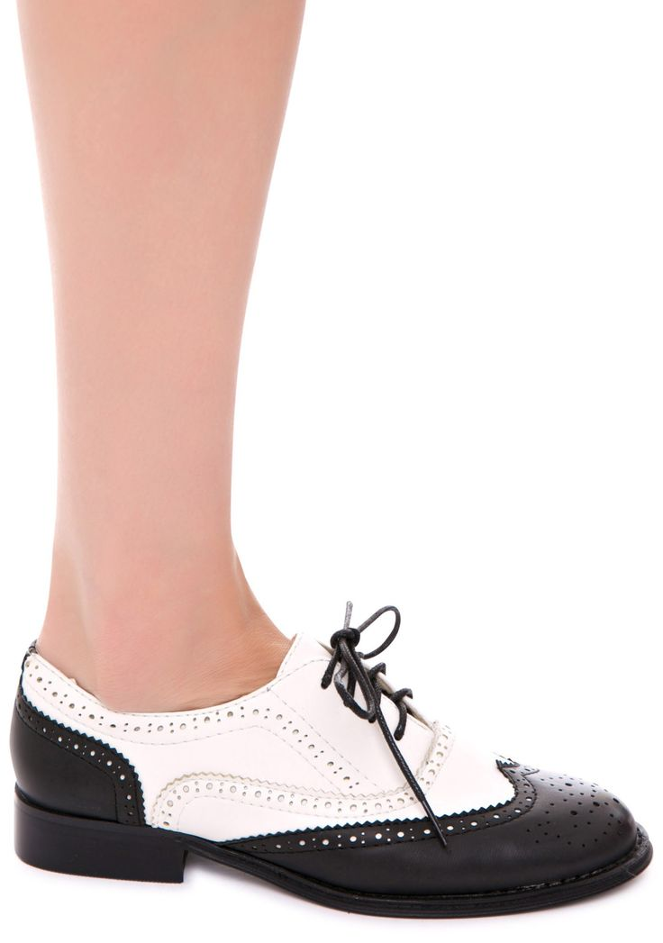 Wanted Babe Oxfords | Dolls Kill