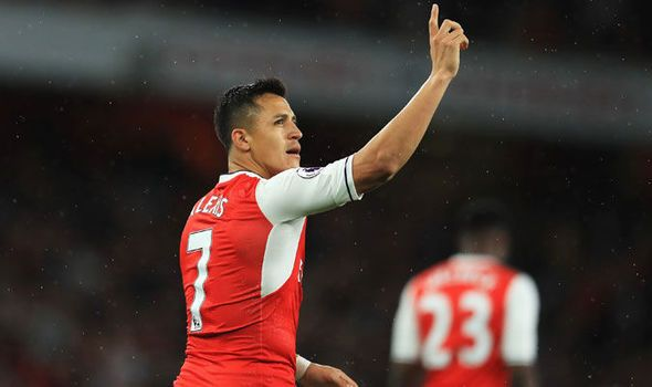 Arsenal 2 - Sunderland 0: Alexis Sanchez double piles pressure on Liverpool   via Arsenal FC - Latest news gossip and videos http://ift.tt/2pS3dUf  Arsenal FC - Latest news gossip and videos IFTTT