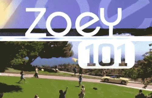 "Zoey 101. ""Are you ready? Ooooo, i know ya see me standin here. Do i like good my dear? Do i look good today? Boop boop booo..."""