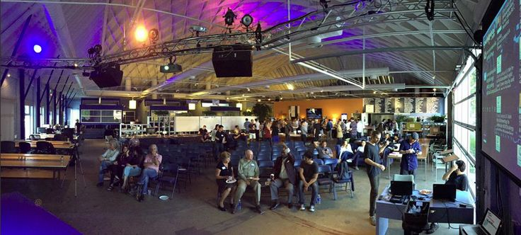 Photo by Noel Saw ‏@wpverse  Jul 17, doors just opened! Tonight's @LAUXmeetup event with #UXstrategy @CrossCampusLA is filling up quickly!